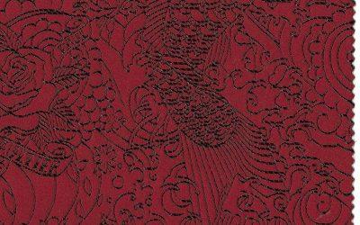 Fauteuil recouvert tissu Jean Paul Gaultier